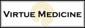 Virtue Medicine Iowa City Professionalism landing logo