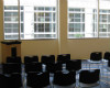 Virtue Medicine Iowa City studio chairs